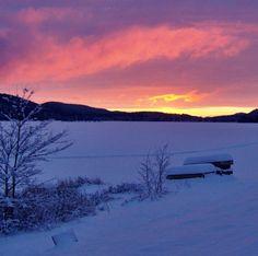 Moultonborough, New Hampshire 21Dec13