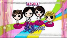 You're Beautiful - A.N.Jell
