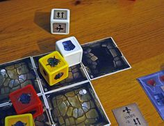 Dungeon in a Tin | Board Game