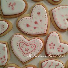 Quick classes - Valentine's Day Cookies