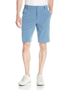 Puma Golf Mens Stripe IT Shorts Blue Heaven Size 36 * Continue to the product at the image link.
