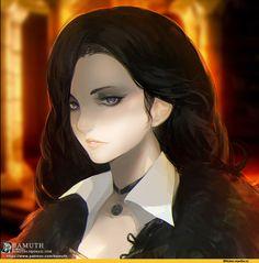 арт-девушка-красивые-картинки-Йеннифер-Witcher-Персонажи-2467805.jpeg (900×900)