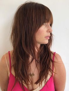 long shag haircut ideas 50 Long Shag Haircut Ideen & Trends - Haarberater Seventies hairstyle – Do y Long Shaggy Haircuts, Long Shag Hairstyles, Haircuts Straight Hair, Shaggy Long Hair, Haircuts With Bangs, Medium Hair Cuts, Long Hair Cuts, Corte Shaggy, Straight Layered Hair
