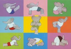 * Bewegen als een olifant...1-3