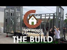 Ход строительства дачного домика из ЛСТК. Каркас дома сделан из легких…