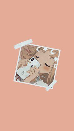iPhone lovers - shut you all up. Chill Wallpaper, Cute Anime Wallpaper, Iphone Background Wallpaper, Cute Cartoon Wallpapers, Animes Wallpapers, Tumblr Wallpaper, Disney Wallpaper, Aesthetic Pastel Wallpaper, Colorful Wallpaper
