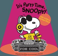 SNOOPY.co.jp : PEANUTS 65th Anniversary Event ~ It's Party Time, SNOOPY! ~ Charlie Brown Christmas, Charlie Brown And Snoopy, Snoopy Love, Snoopy And Woodstock, Snoopy Wallpaper, Cartoon Wallpaper, It's The Great Pumpkin, Snoopy Comics, 65th Anniversary