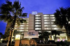 Tides Folly Beach South Carolina This Beachfront Hotel Features An Outdoor Pool On Site Restaurant And Bar