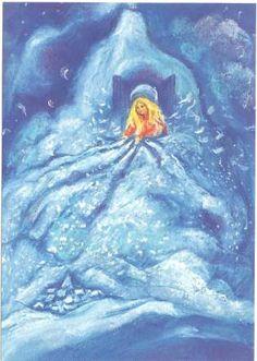 Mother Hulda (Grimm's Frau Holle)