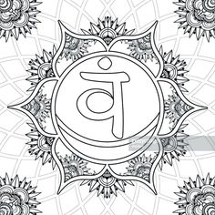 Coloring Chakra 2 Large Size Of Pages Mandala Amazing Page 137 Surprising