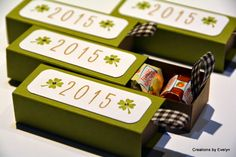 Creations by Evelyn: New Year Gifts