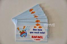 Fundo do Mar  :: flavoli.net - Papelaria Personalizada :: Contato: (21) 98-836-0113  vendas@flavoli.net