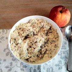 Rezept Frühstücksmüsli - Anti-Cholesterin von Thermomixologne - Rezept der Kategorie Grundrezepte