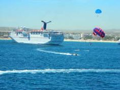 Parasailing - Cabo San Lucas & the Los Cabos area that includes San José del Cabo, offers a wide variety of things to do, sports, tours, activities and just plain sightseeing. For more ideas on what to do in CSL go here: http://www.cabosanlucas.net/what_to_do/index.php #csl #cabo #cabosanlucas #loscabos #baja #bcs #mexico #activities #tours #sports