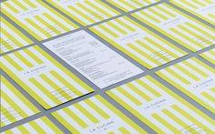 Identity for La Cucina, a delicatessen in Verbier, Switzerland.