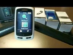 Garmin Edge Touring - YouTube