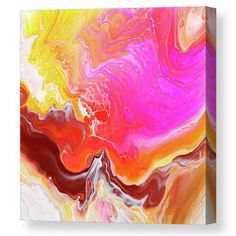 Colorful abstract painting tca by Tiktus Color Art Canvas Prints, Framed Prints, Art Prints, All Wall, Unique Art, Fine Art America, Wall Art, Painting, Color