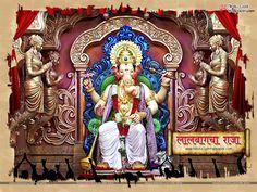 Lalbaugcha Raja Wallpaper 2014 Free Download