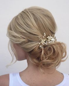 nice 45 Ideas Of Wedding Hairstyles For Short Hair -- Which Is Yours?