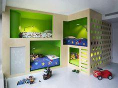 tolles Kinderzimmer für mehr Kinder