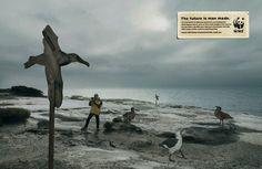 WWF: El futuro creado por el hombre