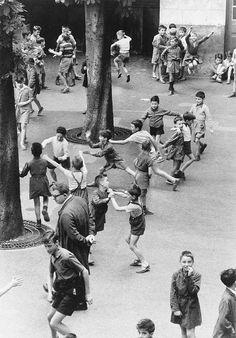 Doisneau - Ricreazione, 1956