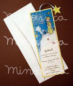 Minois - Little Prince invitation - simpler version
