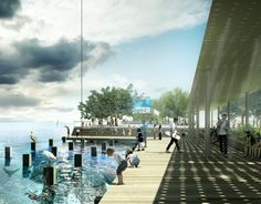 Eight Proposals Offer Scaled Down Solutions for Redeveloping St. Petersburg's Pier