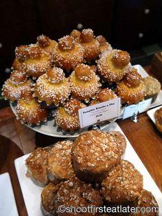 Pumpkin Brioche, Bouchon Bakery