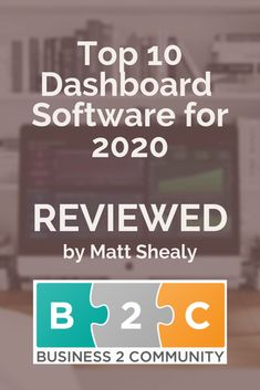 Top 10 Dashboard Software and Tools for 2020 Dashboard Software, Business Intelligence Tools, Read More, Insight, Articles, Key, Marketing, Unique Key