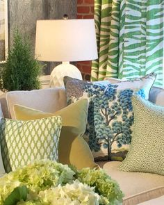 Top 7 Colour Trends from High Point Market for 2017