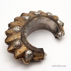 Pakistani bracelet with spikes