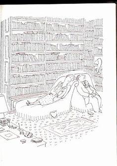 Jean-Jacques Sempé, illustrateur français.