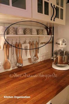 There is no question that designing a new kitchen layout for a large kitchen is much easier than for a small kitchen. A large kitchen provides a designer with adequate space to incorporate many convenient kitchen accessories such as wall ovens, raised. Small Kitchen Organization, Small Kitchen Storage, Cupboard Storage, Kitchen Shelves, Kitchen Decor, Kitchen Design, Organization Ideas, Storage Ideas, Kitchen Small