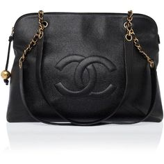 CHANEL REWIND Large CC Chain Shoulder Bag