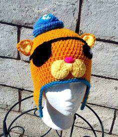 octonauts hat boys clotheskids clotheshalloween by Handmade75