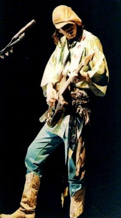 SRV ❤ Stevie Ray Vaughan 1985