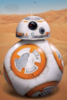 Star Wars - BB-8 Poster