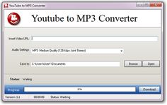 YouTube to MP3 Converter Free Download Full Version. YouTube to MP3 Converter not only converts Youtube video to MP3 but also dialymotion, vevo, vimeo etc.