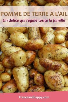 The Big Diabetes Lie- Recipes-Diet - -TUERIE- Pomme de terre à lail qui régalent toute la famille ! - Doctors at the International Council for Truth in Medicine are revealing the truth about diabetes that has been suppressed for over 21 years. Vegetarian Recipes, Cooking Recipes, Healthy Recipes, Easy Recipes, Good Food, Yummy Food, Complete Recipe, Food Porn, Food And Drink