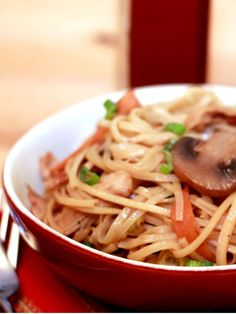 Perfect Chinese Noodles - Erren's Kitchen