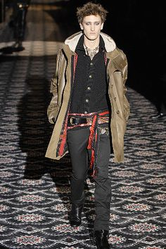 Gucci Fall 2008 Menswear - Collection - Gallery - Look 18 - Style.com