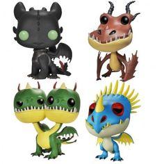 Figurine POP! Dragons
