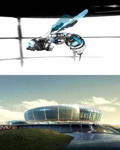 sport arena 3d