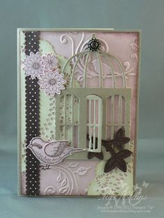 I think I may have a birdcage die that will work. If not, there is a Cricut cartridge that might.