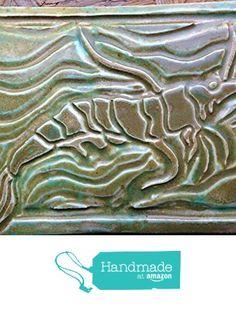 Gulf Coast Jumbo Shrimp Tile from Littoral Drift http://www.amazon.com/dp/B01D9000HK/ref=hnd_sw_r_pi_dp_QOD8wb11XNFVD #handmadeatamazon