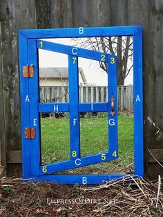 How to make your own optical illusion garden mirror. There's a simple trick that makes this project much easier than it  looks! Mirrors Used In Gardens, Garden Mirrors, Garden Windows, Mirror Illusion, Outdoor Wall Art, Outdoor Mirror, Garden Crafts, Garden Art, Garden Projects