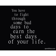 Best days of your life