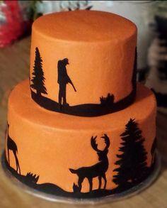 Duck hunting cakes, Hunting cakes and Duck hunting on ...
