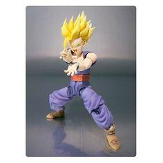 Dragon Ball Z Son Gohan SH Figuarts Action Figure - Bandai Japan - Dragon Ball - Action Figures at Entertainment Earth
